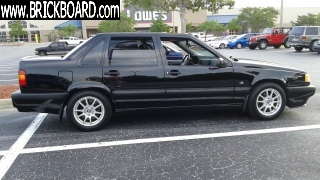 Volvo 850 -- 1994 850 5sp for sale