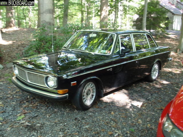 Volvo 140-160 -- early 144